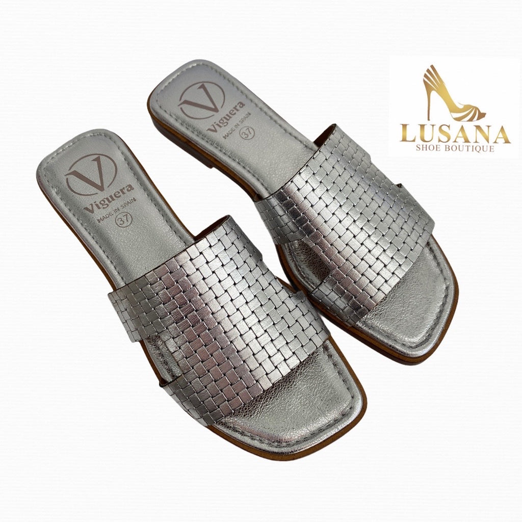 Viguera Silver Slider - New