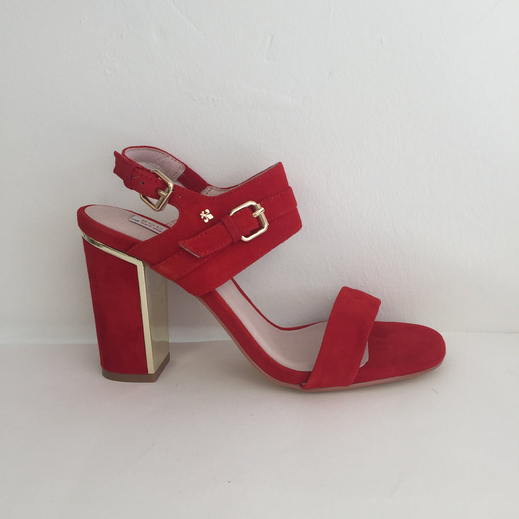 Amy Huberman Hitch Blood Sandal