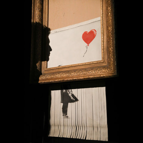 Banksy's recent prank at Sotheby's, where his Girl With A Balloon shredded in front of shocked onlookers after it had sold for $1.4 million, made front page headlines around many global media outlets, proving just how entwined street art has become with the mainstream.