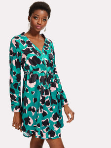 Vee Dress - Only Large Left