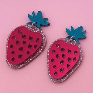 'Berry Sweet' Dangle