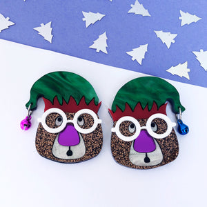 'Fatso the Elf' Wombat Studs