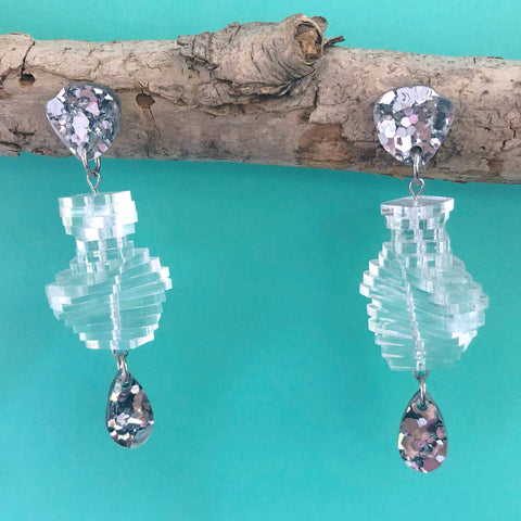 'Glacier Floating' Dangles