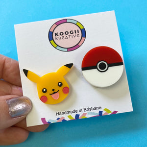 'Pokemon' Studs