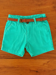 Charli Short - Mint (only size 4 left)
