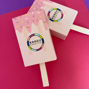 'Ice Cream' Gift Box