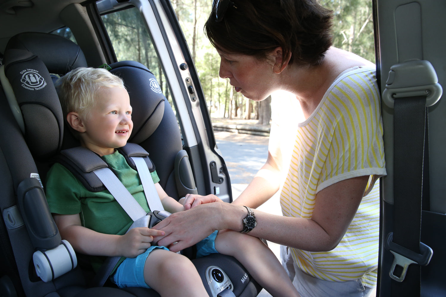 Child Safety Car Seats & Car Booster Seats Sydney