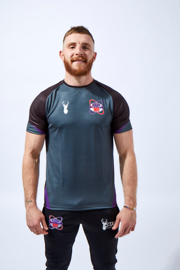 Rugby AM Tee (Kids)
