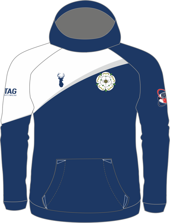 2019 Yorkshire Hoodie (Adults)