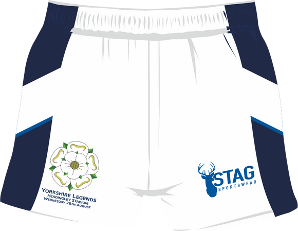 2019 Yorkshire Shorts (Kids)