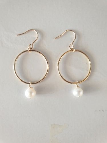 Earrings - ultimate Pearl