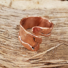Ring - Slick Copper