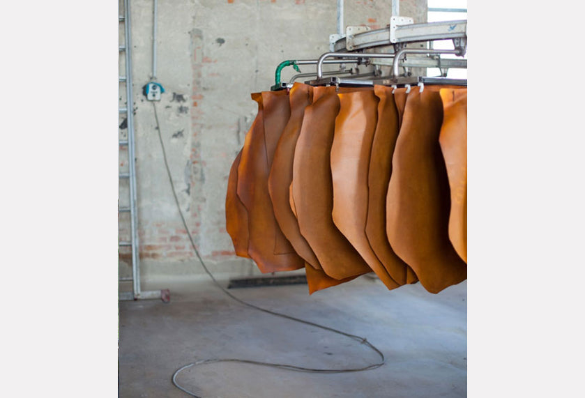 Ally Capellino Calvert Leather Tannery