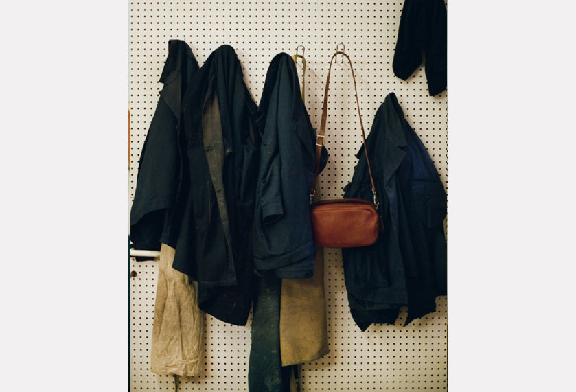 Ally Capellino What's Your Bag: Francis Upritchard and Martino Gamper
