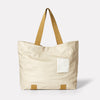 ss19, womens, tote, leather tote, beige leather tote, stone leather,