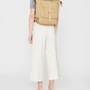 Frances Waxed Cotton Rucksack in Sand-RUCKSACK-Ally Capellino-Ally Capellino