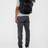Frank Large Sheer Rucksack in Beige