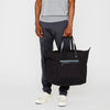 Saarf Travel and Cycle Tote in Grey-HOLDALL-Ally Capellino-Grey-Travel Cycle-Cordura-Nylon-Travel Bag