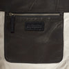 Arnold Leather Shoulder Bag in Black