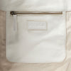 Arnold Leather Shoulder Bag in White