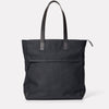 Brad Granular City Tote in Midnight-TOTE-Ally Capellino-cotton and nylon-blue-navy-midnight-travel bag