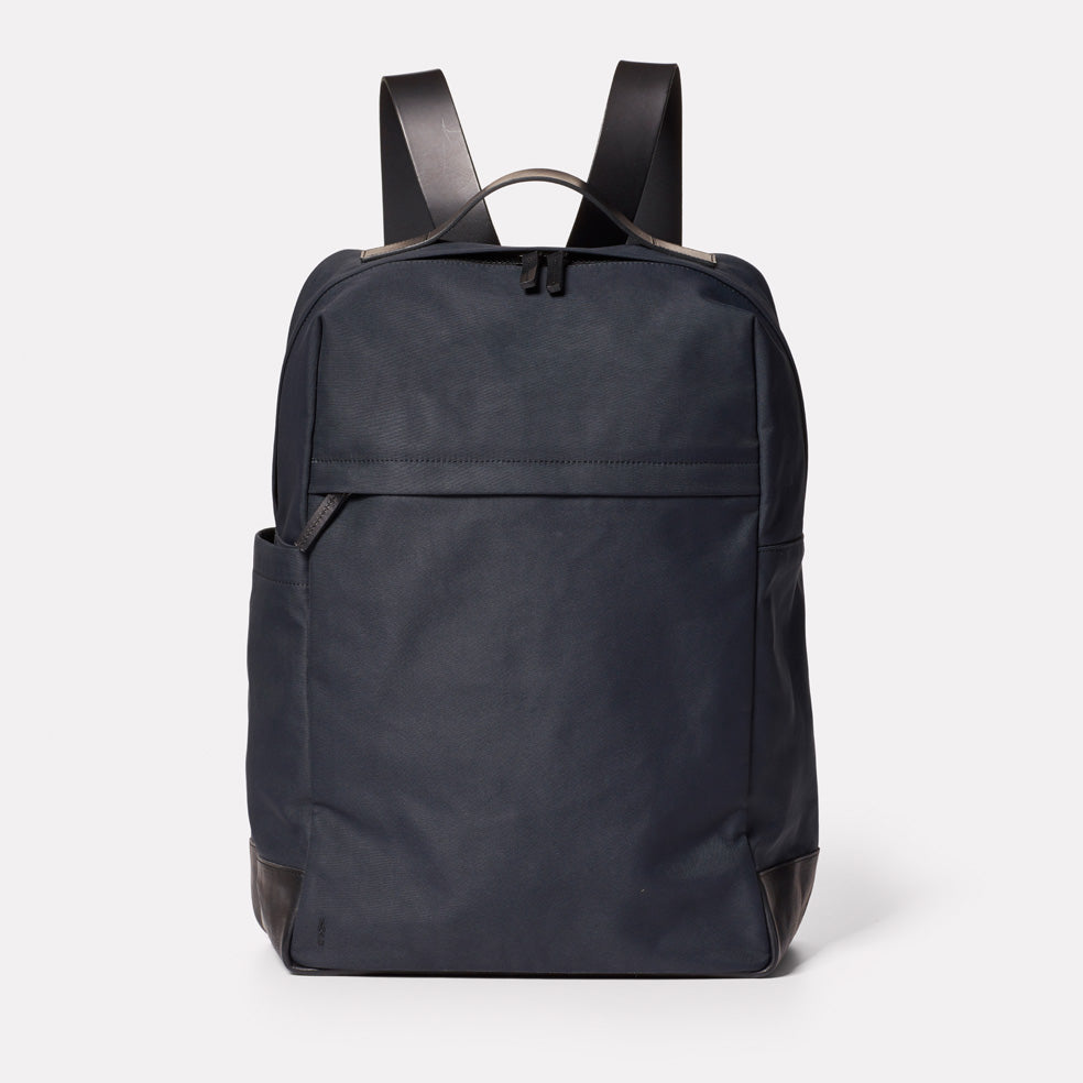 Brick Granular City Backpack in Midnight