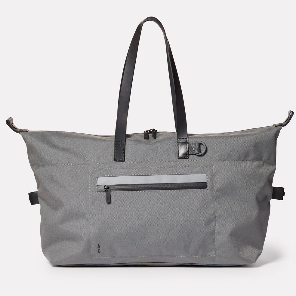 Cooke Travel and Cycle Holdall in Grey