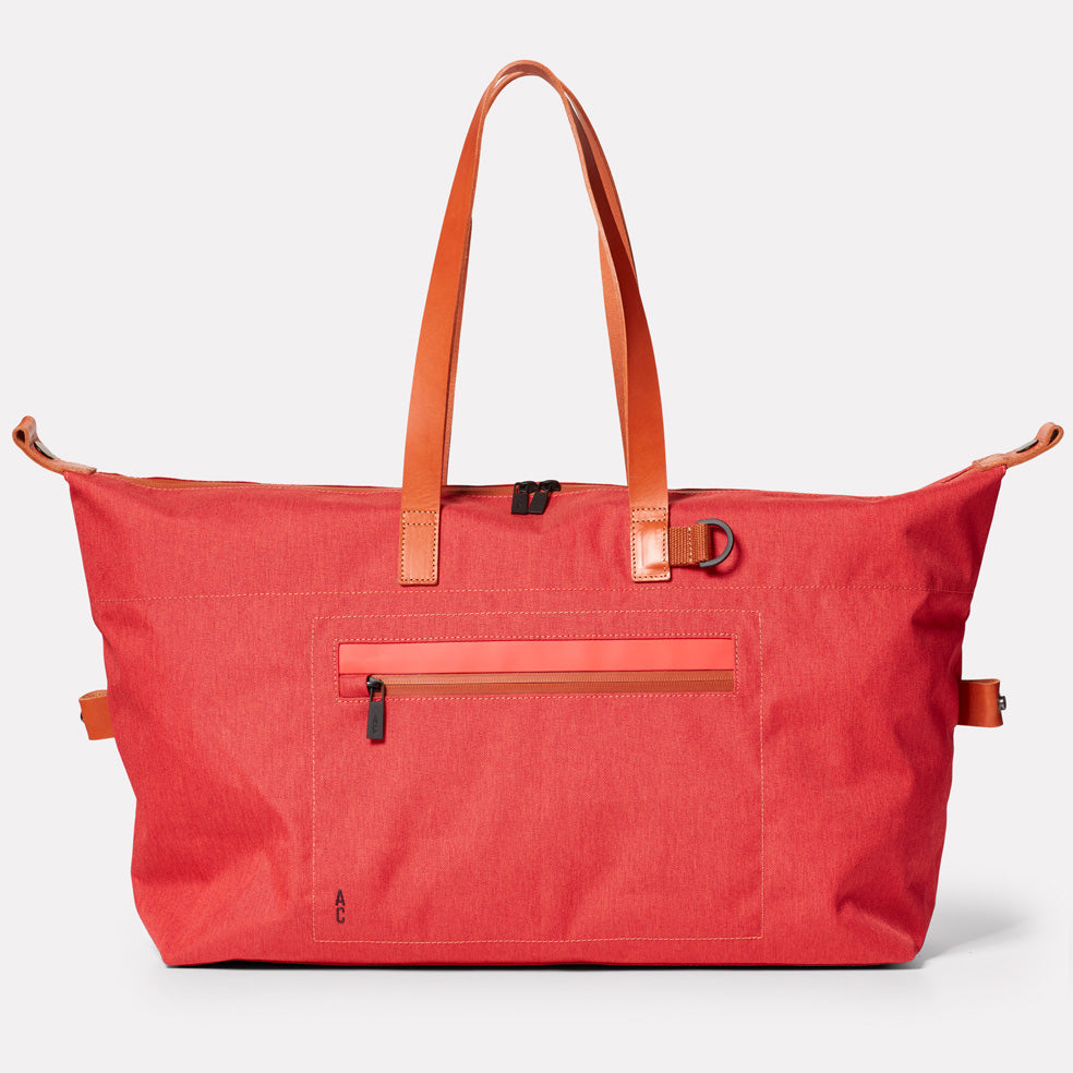 Cooke Travel and Cycle Holdall in Red
