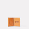 Fletcher Leather Card Holder in Tan-CARD HOLDER-Ally Capellino-Ally Capellino