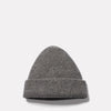 Lambswool Hat in Grey-HAT-Ally Capellino-Lambswool