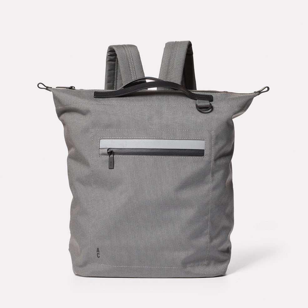 Hoy Travel and Cycle Rucksack in Grey