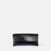 Kit Leather Glasses Case in Black-GLASSES CASE-Ally Capellino-Ally Capellino