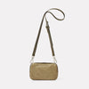 Leila Small Calvert Leather Crossbody Bag in Moss-SMALL CROSS BODY-Ally Capellino-AW19-Leather-Moss-Green-Khaki