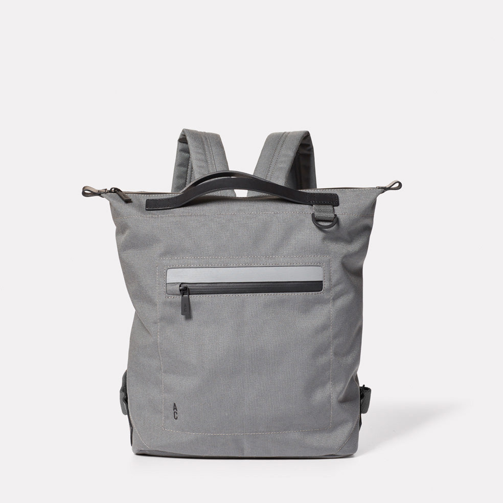Mini Hoy Travel and Cycle Rucksack in Grey