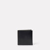 Oliver Leather Wallet in Black-MENS WALLET-Ally Capellino-Ally Capellino