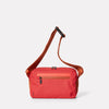 Pendle Travel and Cycle Body Bag in Red-BODY BAG-Ally Capellino-Red-Travel Cycle-Cordura-Nylon-Travel Bag