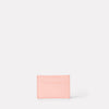 Pete Calvert Leather Card Holder in Pink Back