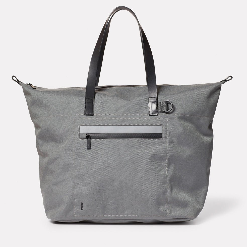 Saarf Travel and Cycle Tote in Grey