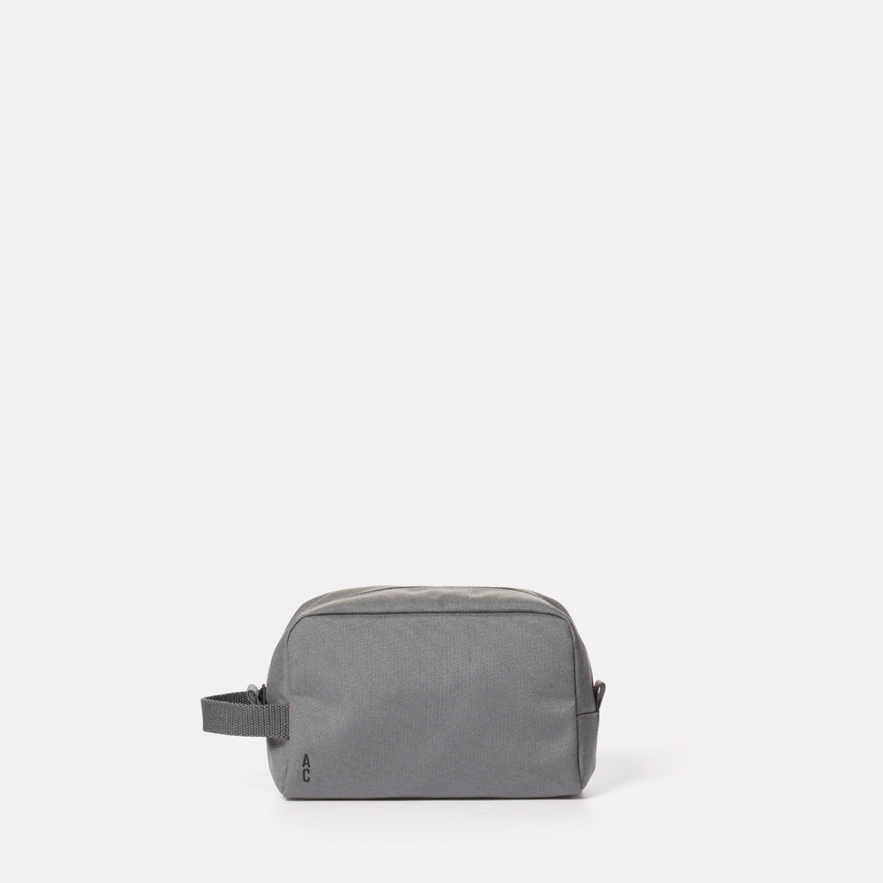 Simon Travel and Cycle Washbag in Grey