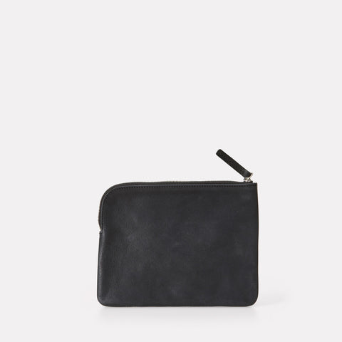 Womens, SS19, purse, leather, black, black leather, black purse, leather purse, small purse, black leather purse, coin purse, pouch, leather pouch, black leather pouch, black coin purse, leather coin purse, black leather coin purse,
