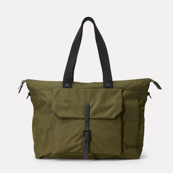 Teddy Ripstop Holdall in Green