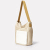 Womens, SS19, shoulder bag, bucket bag, leather bag, leather handbag, beige, sand, white, cream, beige leather bag, beige bucket bag, leather bucket bag, leather shoulder bag, beige shoulder bag, beige handbag,