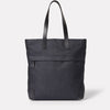 Womens, shoulder bag, SS19, handbag, tote bag, womens, mens, unisex, navy bag, granular cotton, cotton tote bag, navy tote bag, navy shoulder bag, navy handbag, shopping bag, shopper, dark blue, ink, nylon tote bag, nylon,