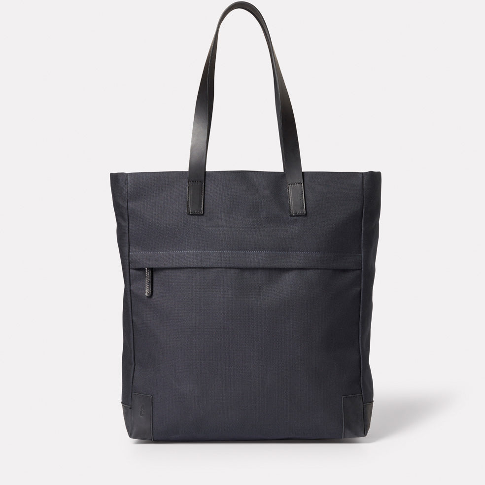 Brad Granular City Tote in Ink