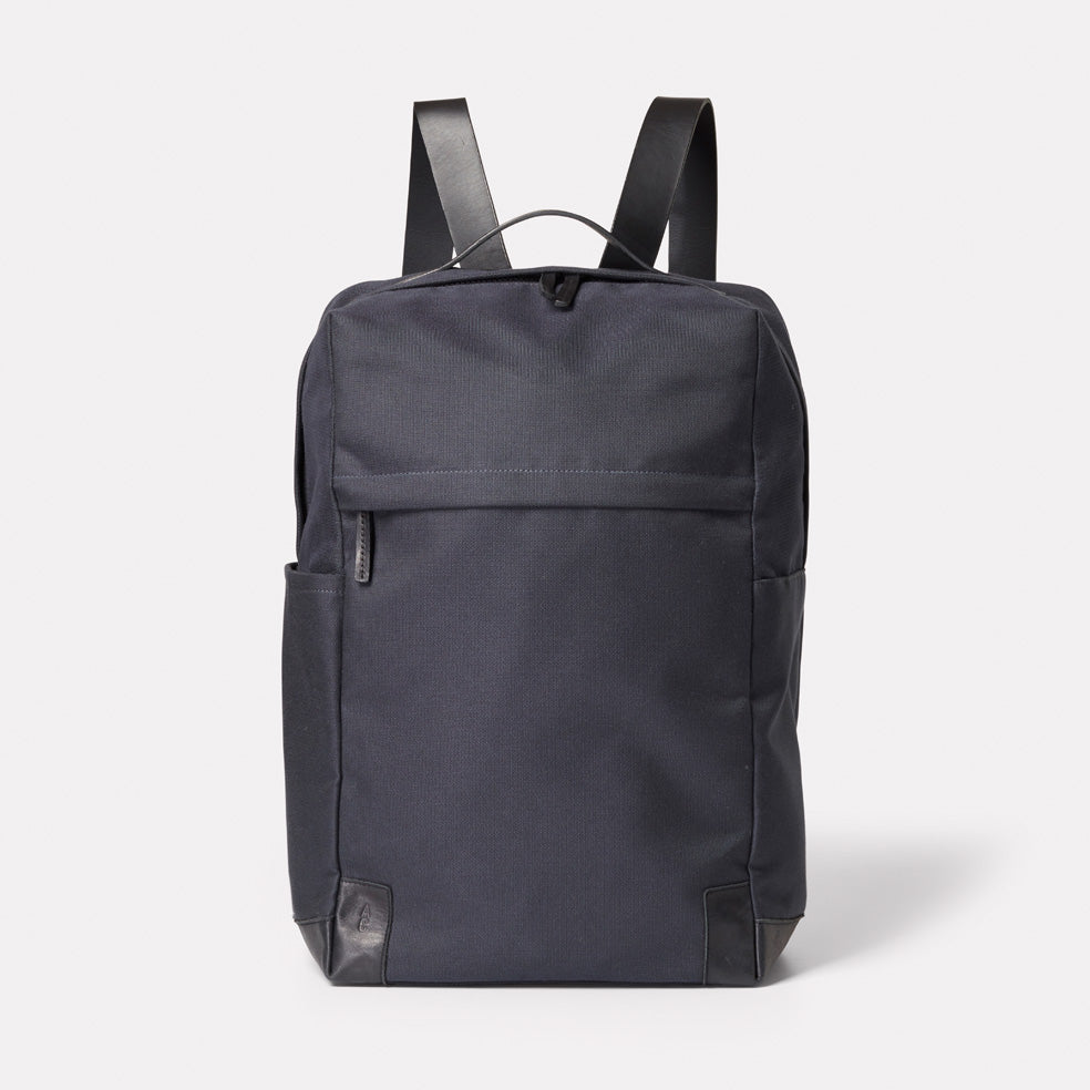 Brick Granular City Backpack in Ink