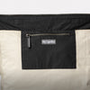 Frank Large Waxed Cotton Rucksack in Black-RUCKSACK-Ally Capellino-Ally Capellino