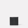 Oliver Leather Wallet in Black-SMALL LEATHER GOODS-Ally Capellino-Ally Capellino