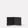 Oliver Leather Wallet in Black