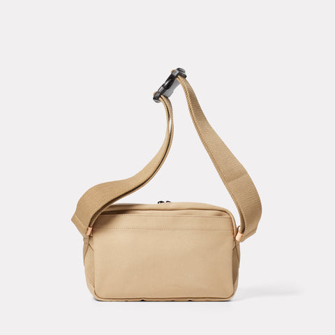 ss19, bodybag, cycle bag, beige, travel,