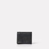 Riley Leather Coin Card Purse in Black-SMALL LEATHER GOODS-Ally Capellino-Ally Capellino